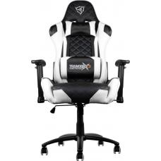 ThunderX3 TGC12 Series Gaming Chair - Black/White TGC12-BW