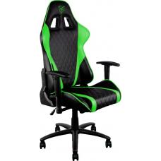ThunderX3 TGC15 Series Gaming Chair - Black/Green TGC15-BG