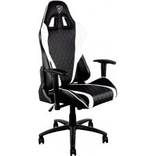 ThunderX3 TGC15 Series Gaming Chair - Black/White TGC15-BW