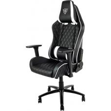 ThunderX3 TGC31 Series Gaming Chair - Black/White TGC31-BW