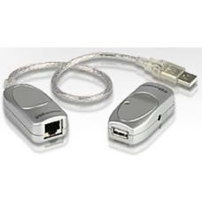 Aten USB Extender over Cat5 - Up to 60m UCE60-AT