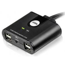 Aten 2 Port 4 x USB Peripheral Sharing Device US224-AT