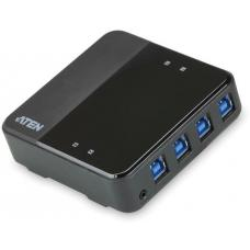 Aten 4-port USB 3.0 Peripheral Sharing Device US434-AT