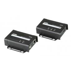 Aten VE-801 HDMI Extender over HDBaseT via Cat6 - supports 1080p, 4Kx2K VE801-AT-U