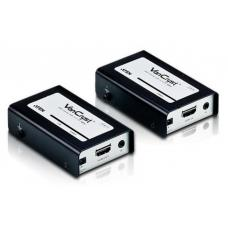 Aten VanCryst HDMI Over Cat5 Video Extender with Audio & IR Control - 1920x1200@60Hz or 60m Max VE810-AT-U
