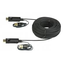 Aten HDMI Active Optical Cable Extender 15m HDMI (3D, 4kx2k, Deep Color), HDCP compatible VE872-AT