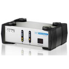 Aten 2 Port DVI Video Switch VS261-AT-U