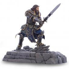 Warcraft Movie Collection Lothar Statue Phone Dock SFW-PD1000L