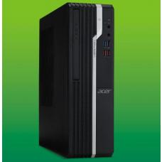 Acer Veriton X2660G SFF Core i3-8100/4GB DDR4/1TB HDD/DVDSM/1x VGA, 1x HDMI, 1x DisplayPort/Internal Speaker/Win 10 pro/3 Yr onsite WTY UD.VQWSA.063-B22