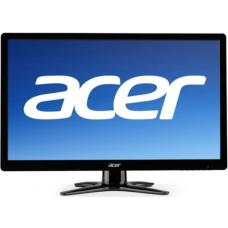 "Acer G206HQL Display: 19.5""H, Max Resolution: 1600x900 @60Hz, Response Time: 5ms (on/off), Contrast Ratio Max (ACM) 100, 000, 000:1, Viewing Angle, 3 Yr WTY UM.IG6SA.C01-D10"