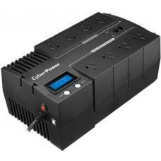 CyberPower BRIC-LCD 1200VA/720W (10A) Line Interactive UPS - (BR1200ELCD)-2 Yrs Adv. Replacement incl.Int. Batteries BR1200ELCD