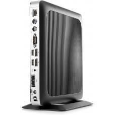 HP t630 Thin Client (3JE55PA) AMD-GX-420GI Quad-Core 8GB(2x4GB) 32GB-Flash R6E WLAN+BT Serial 2xDP WES7E-32b+W10IoTE-64b 4xUSB2.0 3YR Warranty 3JE55PA