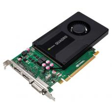 Leadtek Quadro K2000 PCI-Ex16 2GB DDR5 DVI-DLx1, DPx2, 3 Active Displays, Retail Pack *clearance, while stock last* W0201G00985A