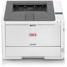 OKI B432dn A4 40ppm mono printer 45762013