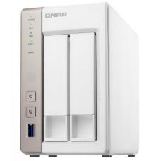 QNAP TS-251+-8G, 2-Bay NAS, Intel Celeron Quad-Core 2.0GHz (up to 2.42GHz), 8GB DDR3L RAM (max 8GB), SATA 6Gb/s, 2 x GbE, 2YR AR wty TS-251+-8G