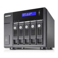 "QNAP UX-500P 5 Bay Hotswap RAID expansion, 5 x 3.5"" or 2.5"" SATA HDD capacity (no HDD incl), iSCSI, 2yr AR wty UX-500P"
