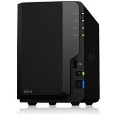 Synology DS218 DiskStation 2-Bay NAS DS218