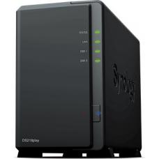 Synology DS218play DiskStation 2-Bay NAS DS218play