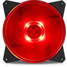 Cooler Master MasterFan MF120L 120mm Red LED
