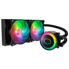 Cooler Master MasterLiquid ML240R Addressable RGB CPU Cooler