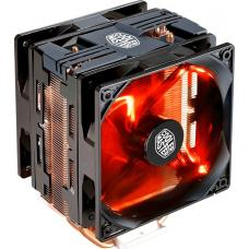Cooler Master Hyper 212T Red LED Turbo Smart Engine POM Air Cooler RR-212T-R16P-R1
