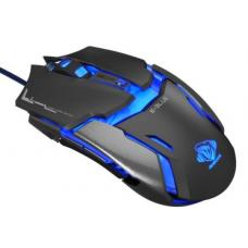 E-BLUE AUROZA-IM BLACK 6D WIRED GAMING MOUSE  EMS602BKAA-IU