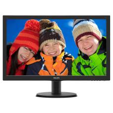 Philips 23.6inch 243V5QHABA Widescreen MVA LED Monitor