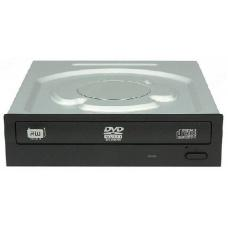 Lite-On iHAS124 DVD Writer (Black, 24x, SATA) - OEM Drive with Software