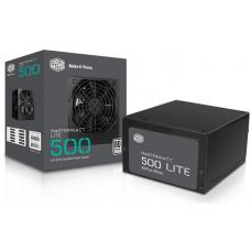 Cooler Master 500W Masterwatt Lite 80 PLUS Power Supply