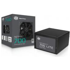 Cooler Master 700W Masterwatt Lite 80 PLUS Power Supply MPX-7001-ACABW-AU