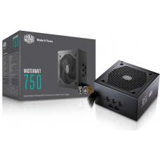 Cooler Master 750W MasterWatt 80+ Bronze Semi-Modular Power Supply