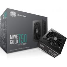 Cooler Master 750W MWE 80 PLUS Gold Full Modular Power Supply