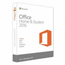 Microsoft Office Home and Student 2016 Retail PKC