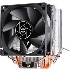 SilverStone KR02 92mm PWM 3 Heatpipe CPU Cooler
