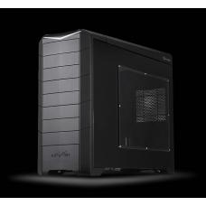 Silverstone Raven RV02-E USB3.0 Black ATX Case with Window SST-RV02B-EW-USB3.0