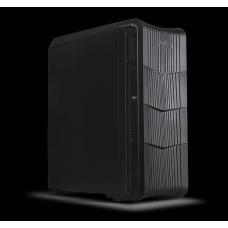 Silverstone Raven RV04 Black ATX Case with Window SST-RV04B-W