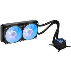 SilverStone Tundra TD02-RGB AIO 240mm CPU Cooler