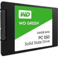 Western Digital Green 120Gb SATA III SSD