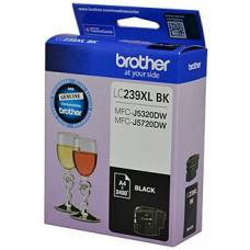 Brother LC239XL Black Ink Cartridge Up to 2,400 pages - LC-239XLBK