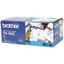 Brother TN150 Cyan Toner Cartridge 1,500 pages - TN-150C