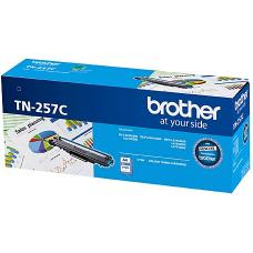 Brother TN257 Cyan Toner Cartridge 2,300 pages - TN-257C