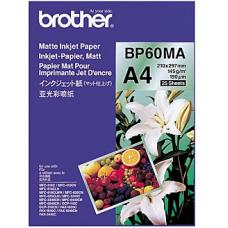 Brother BP60MA Matte Paper 25 sheets - BP-60MA