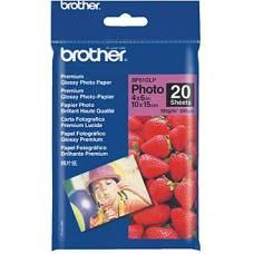 Brother BP61GLP Glossy Paper 20 sheets - BP-61GLP