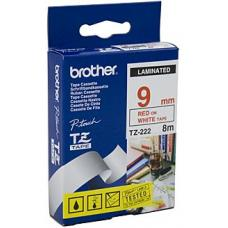 Brother TZe222 Labelling Tape 9mm x 8m - TZE-222