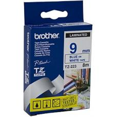 Brother TZe223 Labelling Tape 8 metres - TZE-223