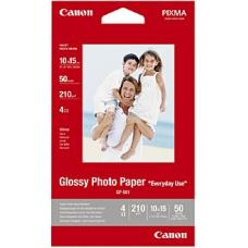 Canon 4x6 Glossy Photo Paper 50 sheets - GP5014X6-50
