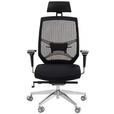 Milson Black Chair  - A100A01