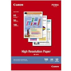 Canon A4 Paper HR-101 50 Sheets - HR-101NA450