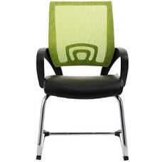View Visitors Green Chair  - D119A01G