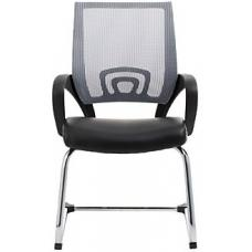 View Visitors Grey Chair  - D119A01GY